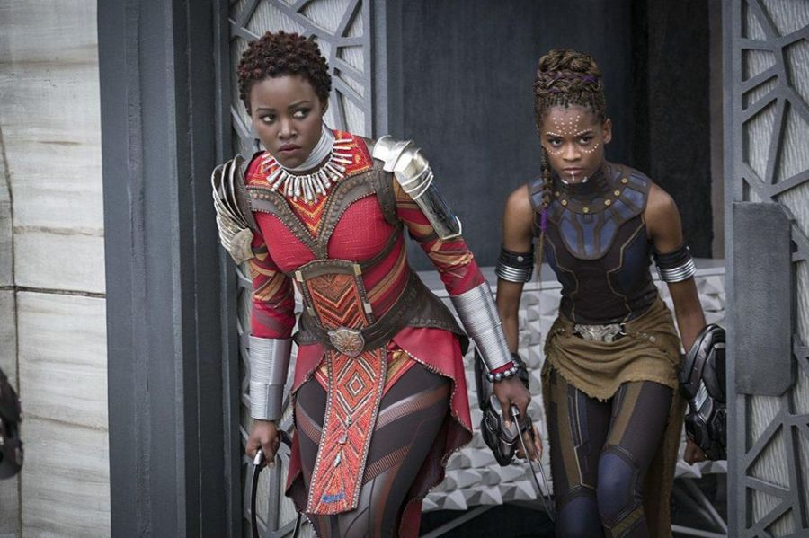 The women shall lead: lessons from Wakanda.